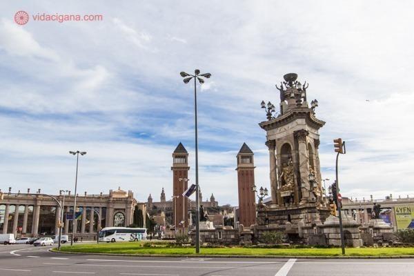 O que fazer em Barcelona: a Praça de Espanha