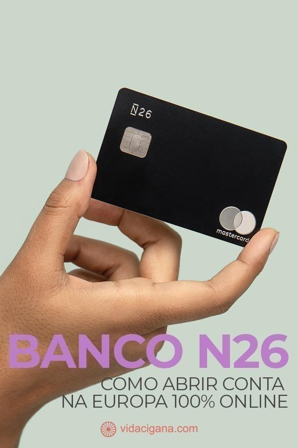 O que é e como funciona o Banco N26. Cartão de débito MasterCard. Integração com o Transferwise. Como abrir uma conta no Banco N26. Quais as taxas e custos de manutenção da conta? Vantagens do N26 em relação aos demais bancos. Vale a pena abrir uma conta no banco N26? É seguro usar o N26?