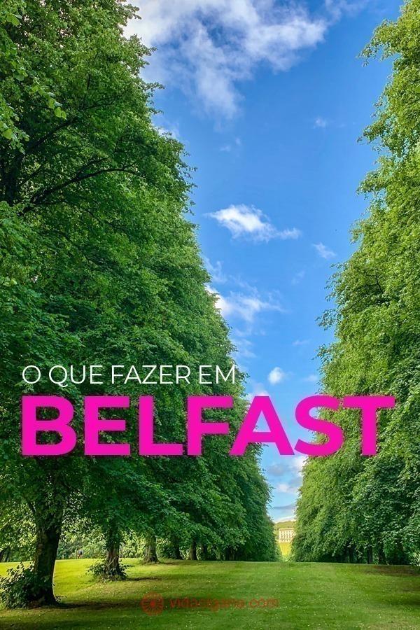 Tenha as melhores dicas do que fazer em Belfast, na Irlanda do Norte, com várias opções de tours, atrações gratuitas e pagas, tudo para que o visitante tenha a melhor experiência na cidade e entenda bem a história do país