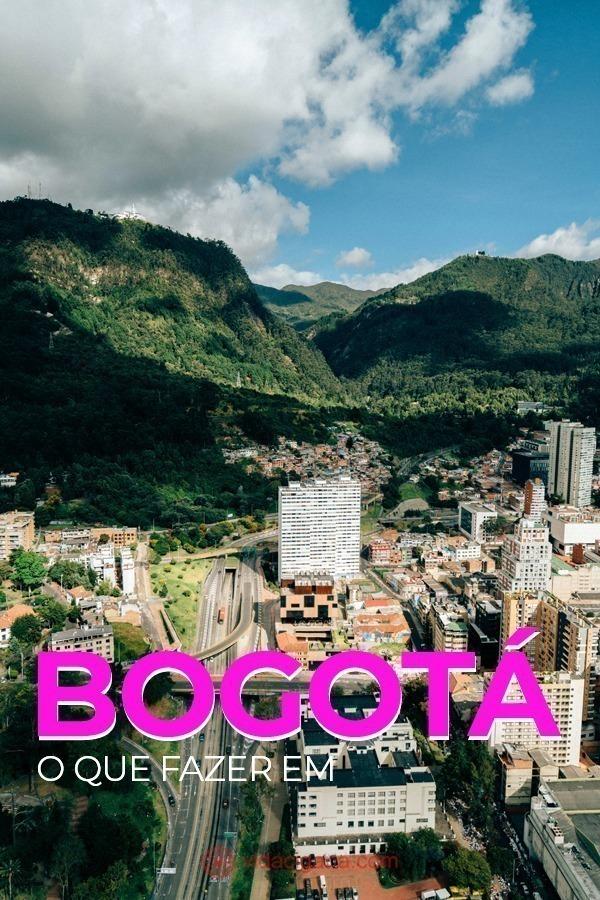 Todas as dicas de o que fazer em Bogotá, com as melhores atrações listadas por completo no texto, divididas por áreas diferentes. As 16 melhores atrações da capital da Colômbia, uma cidade cada vez mais visitada por brasileiros.