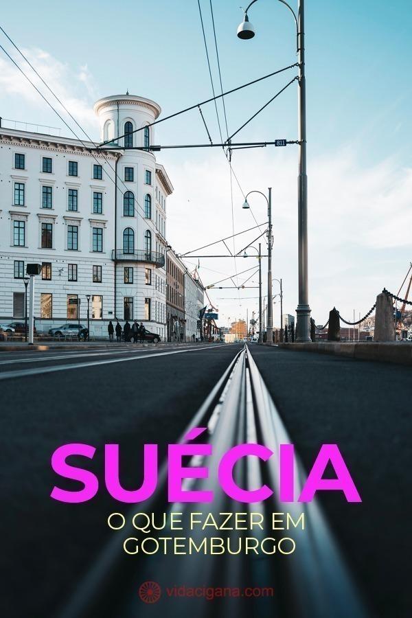 Tudo o que você precisa saber ao montar o seu roteiro de o que fazer em Gotemburgo, a segunda maior cidade da Suécia, uma cidade linda, cheia de vida e ótima para conhecer as ilhas suecas.