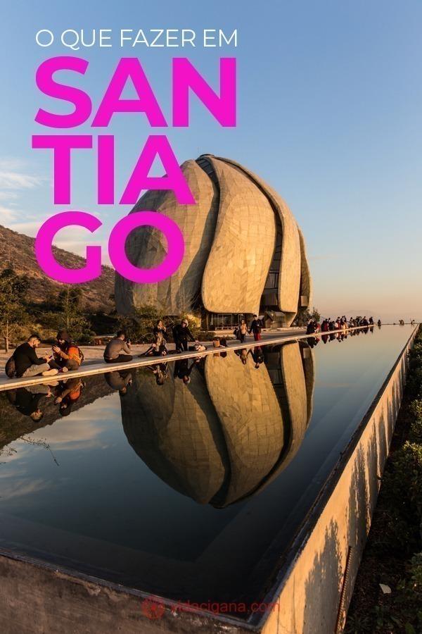 Todas as dicas para você saber o que fazer em Santiago, com atrações para todos os gostos. Tudo bem detalhado e descritivo, com lindas fotos da cidade para você se inspirar.