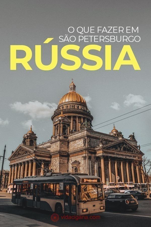 Tudo que você pode saber ao planejar sua viagem a São Petersburgo, uma das cidades mais lindas do mundo. Listamos inúmeras atrações da cidade, que pudemos visitar durante a Copa do Mundo 2018.