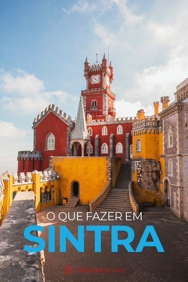 Quando for planejar o que fazer em Sintra, o viajante irá se deparar com uma vila única no mundo. Repleta de castelos e palácios coloridos, ruas medievais e uma paisagem de tirar o fôlego, Sintra é a melhor opção para um bate e volta num roteiro partindo de Lisboa. A apenas uma hora da capital portuguesa, uma visita a Sintra pode ser incluída em um dos dias de seu roteiro por Lisboa