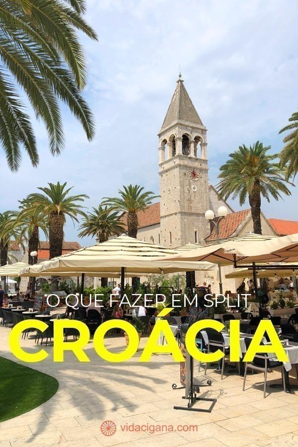 Todas as dicas das maiores atrações de Split, com suas ruínas históricas, praias urbanas e excelente culinária.