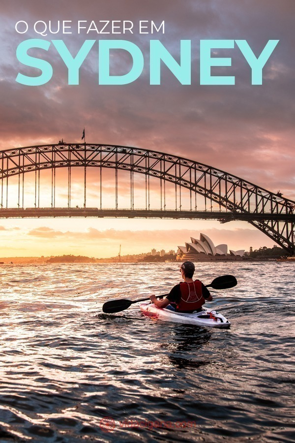 Tudo o que você precisa saber na hora de escolher o que fazer em Sydney, com uma lista das melhores atrações da cidade, para curtir muito sua estadia na maior cidade da Austrália sem deixar nada para trás.