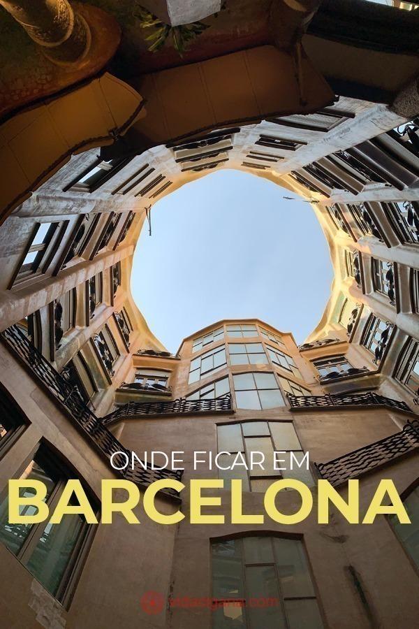 Tudo o que você precisa saber ao escolher onde ficar em Barcelona, com todos os detalhes sobre os 11 bairros mais procurados da cidade e perto de quais atrações eles ficam.