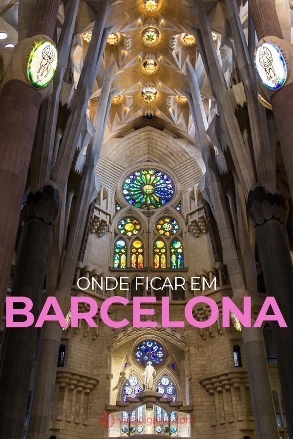 Uma lista completa de onde ficar em Barcelona, com 11 bairros incríveis e bem detalhados, para todos os tipos de turistas. Mostramos como se locomover pela cidade, como chegar nas principais atrações turísticas e qual é o custo de cada região.
