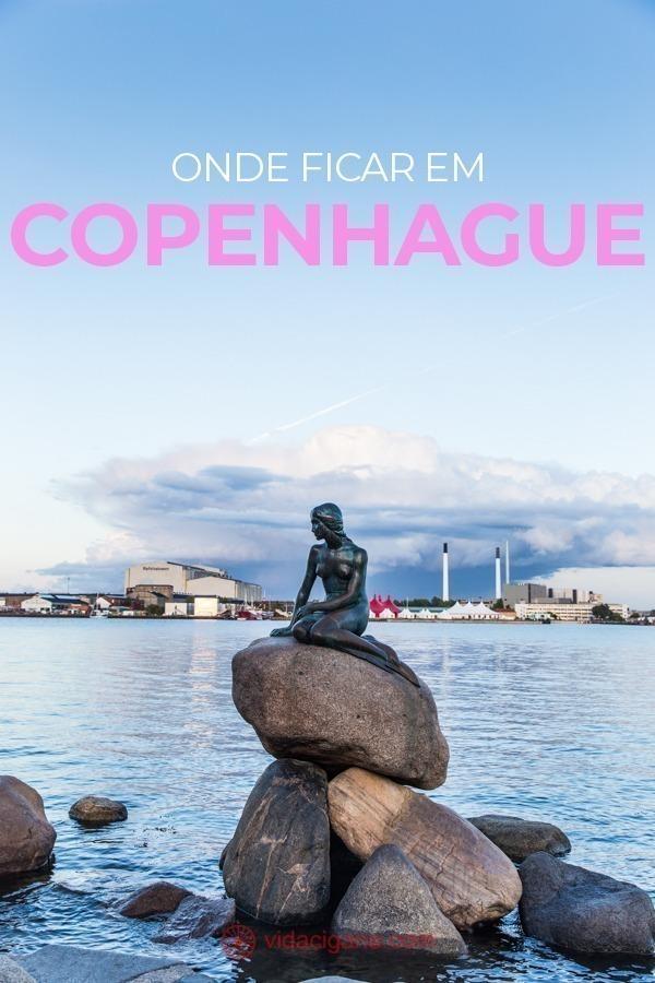 Conheça os melhores bairros para se hospedar em Copenhague durante sua visita à capital da Dinamarca. Explicamos cada uma das regiões, as vantagens de cada uma delas e próximas de que atrações ficam.