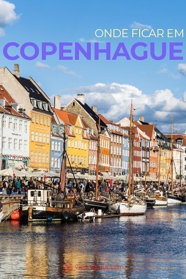 Saiba onde ficar em Copenhague, conheça as melhores regiões e bairros da cidade e perto de quais atrações fica cada uma delas. Para vários tipos de viajantes e bolsos.