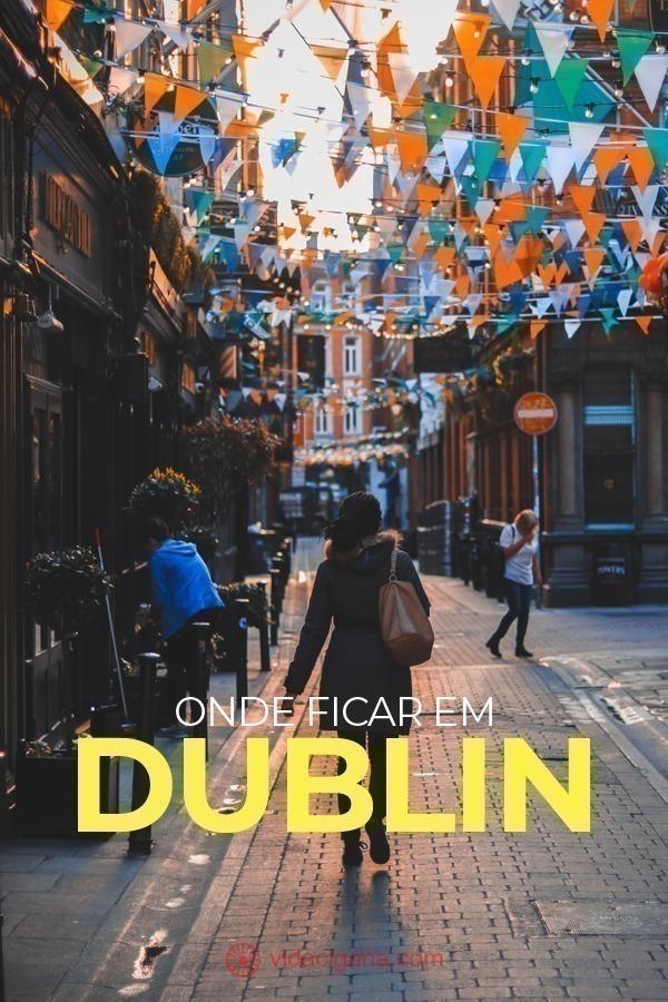 Dicas de onde ficar em Dublin. Elaboramos uma relação com os 5 melhores bairros de Dublin, procurando incluir dicas de hotéis baratos em todos eles. A lista inclui recomendações de bairros em Dublin 1, 2, 6 e 8, que são os distritos que abrigam os bairros com as melhores localizações possíveis para quem quer ficar hospedado em Dublin e visitar a cidade como turista
