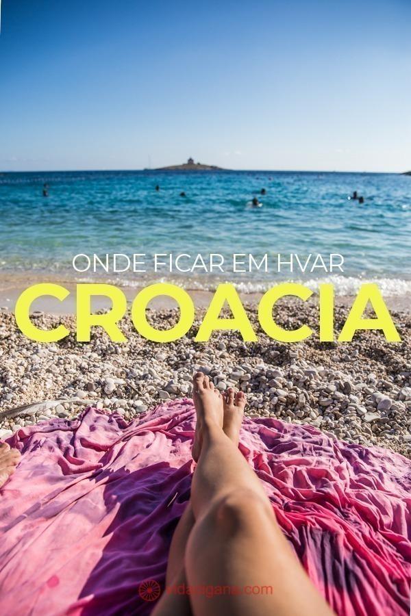 As melhores regiões da ilha de Hvar, na Croácia, que é um dos destinos mais procurados da Europa no verão. Águas azuis, praias paradisíacas, passeios de barco incríveis, Hvar é um lugar mágico.