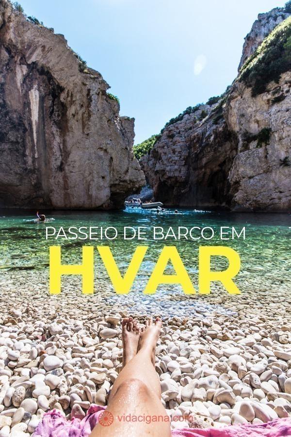 Tudo sobre o passeio mais famoso da Croácia, o passeio de barco de Hvar. Contamos como foi nossa experiência pulando de ilha em ilha pelo Mar Adriático, passando pelas cavernas mais lindas do país e nadando nas melhores praias