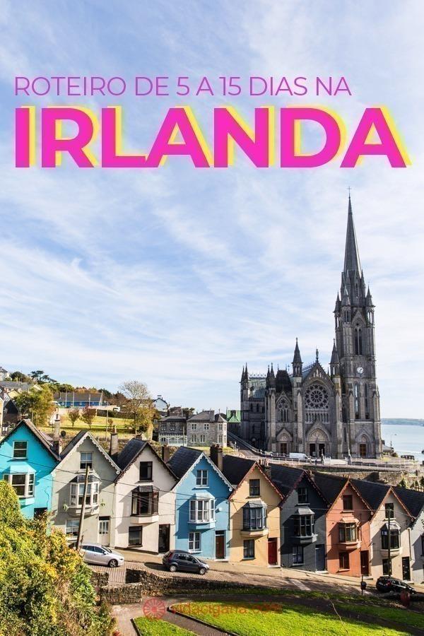 Todas as dicas para montar o melhor e mais completo roteiro pela Irlanda, seja de carro, por conta própria ou em tours fechados. Nós rodamos a ilha toda por 10 dias e contamos como fazer o mesmo passo a passo.