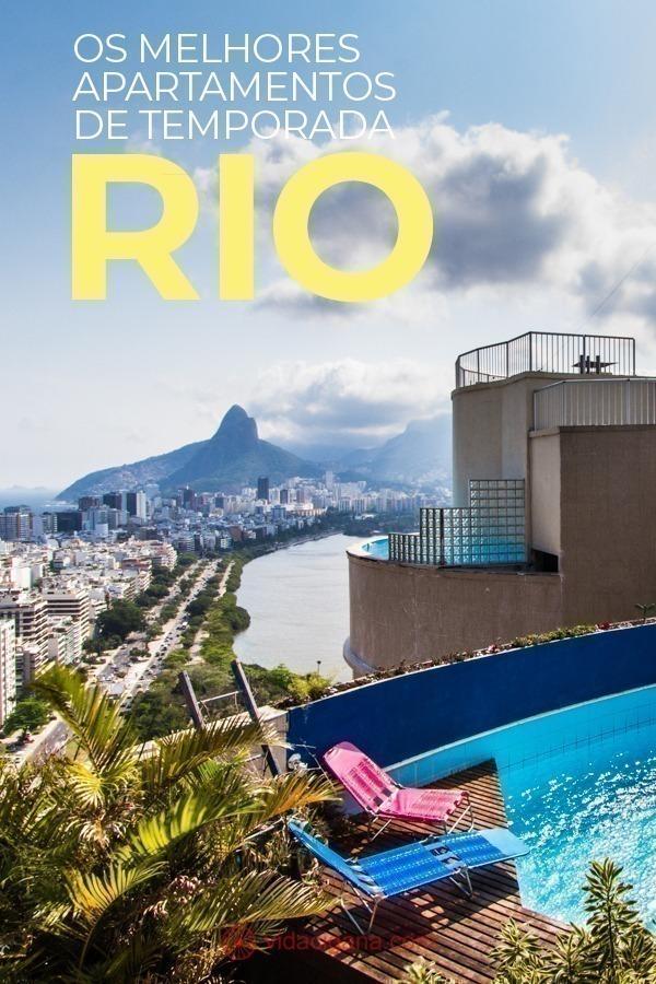 Apartamentos para temporada no Rio: escolhemos os 15 melhores apartamentos dentre os milhares que existem na cidade maravilhosa e dizemos porquê cada um deles deve ser considerado na hora de reservar sua estadia na sua visita à cidade. Para vários tipos de viajantes, em vários bairros diferentes.