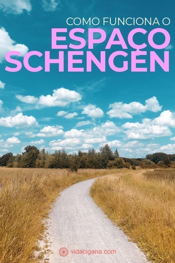 Os países signatários do Tratado de Schengen eliminam suas delimitações internas e fazem apenas o controle externo das fronteiras. Para quem viaja com um passaporte brasileiro isto significa que o controle da imigração, com checagem de passaporte e demais documentos, é feito uma vez só, no primeiro ponto de desembarque na Europa.
