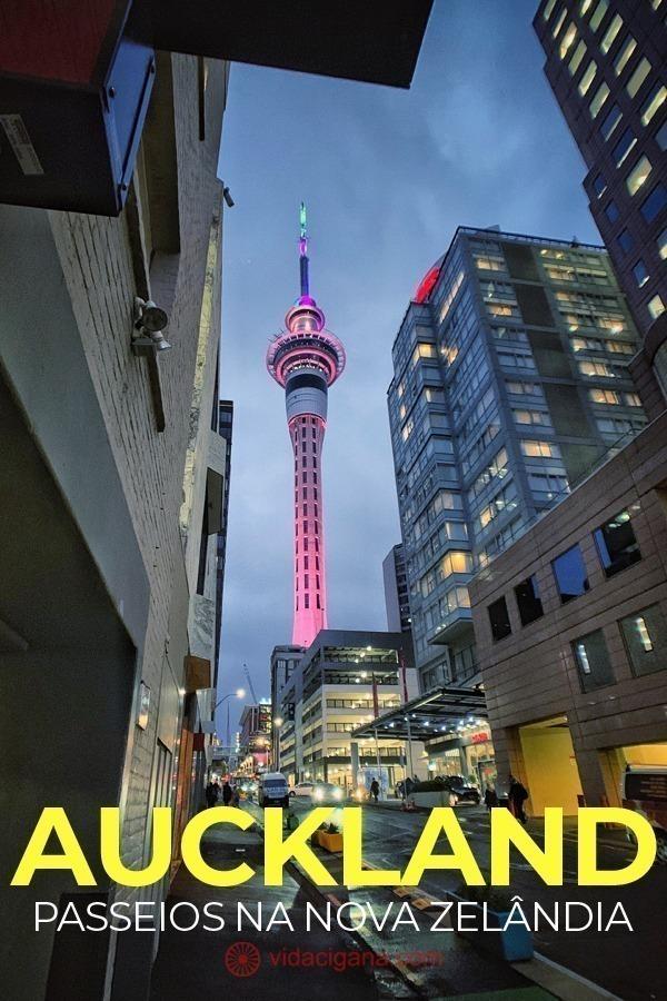 Há uma grande quantidade de passeios em Auckland que podem entrar no roteiro de viagem de qualquer turista que visita a maior cidade da Nova Zelândia. Auckland oferece ótimos tours para quem tem pouco tempo na cidade ou quer conhecer os lugares próximos de maneira mais prática e organizada.