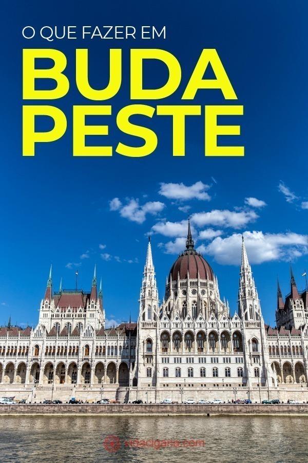 Ainda que as atrações da cidade possam ser listadas numa longa série de pontos turísticos, na hora de buscar o que fazer em Budapeste serão as experiências que a cidade proporciona que farão com que você queira incluí-la no roteiro sempre que fizer uma viagem pelo leste europeu.