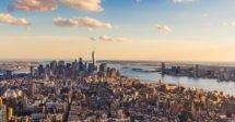 O que fazer em Nova York: Manhattan vista de cima do Empire State Building