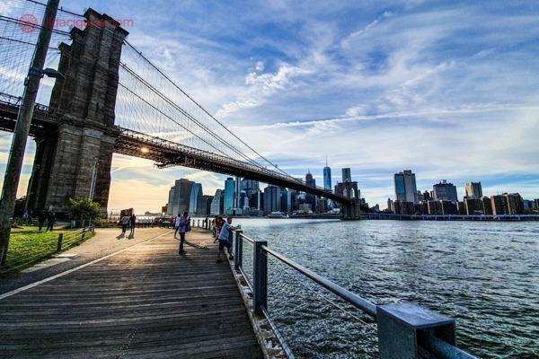 O Brooklyn Bridge Park