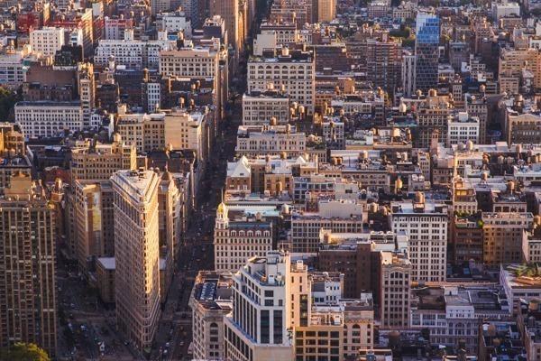 O que fazer em Nova York: as ruas da cidade vistas do alto do Empire State