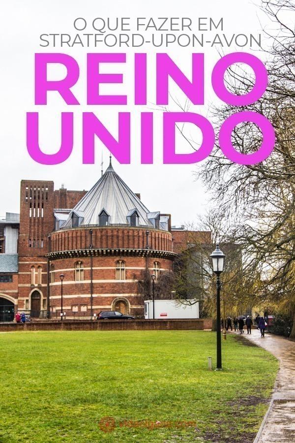Ao procurar o que fazer em Stratford-upon-Avon os visitantes não têm como se perderem. O turismo na cidade onde nasceu Shakespeare gira inteiramente em torno do maior dramaturgo inglês de todos os tempos.