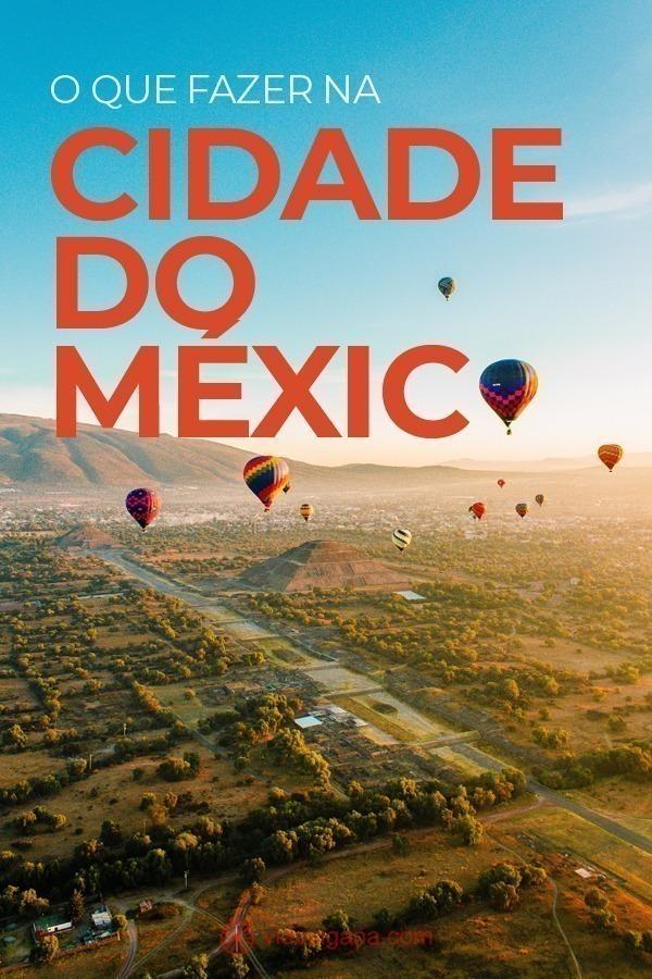 Ao procurar o que fazer na Cidade do México, algumas atrações não podem ficar de fora do roteiro. A capital do México é a maior cidade da América Latina, um local vibrante, cheio de pontos culturais e históricos.