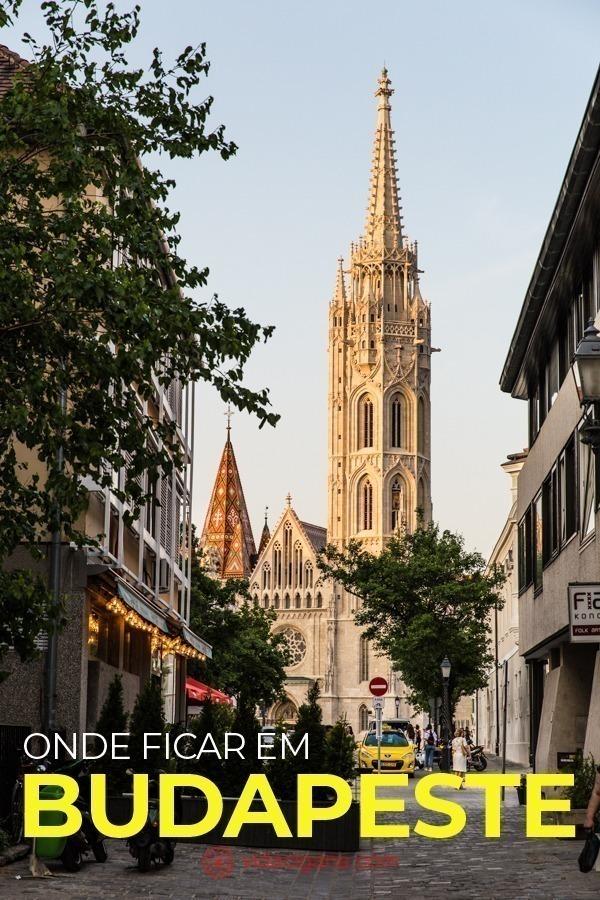 Para escolher onde ficar em Budapeste o turista não precisa ir para longe do centro histórico. Entender as diferenças entre os principais bairros hoteleiros de Budapeste é fundamental para ter a certeza de reservar uma hospedagem num ponto da cidade que seja condizente com suas expectativas e seu orçamento.