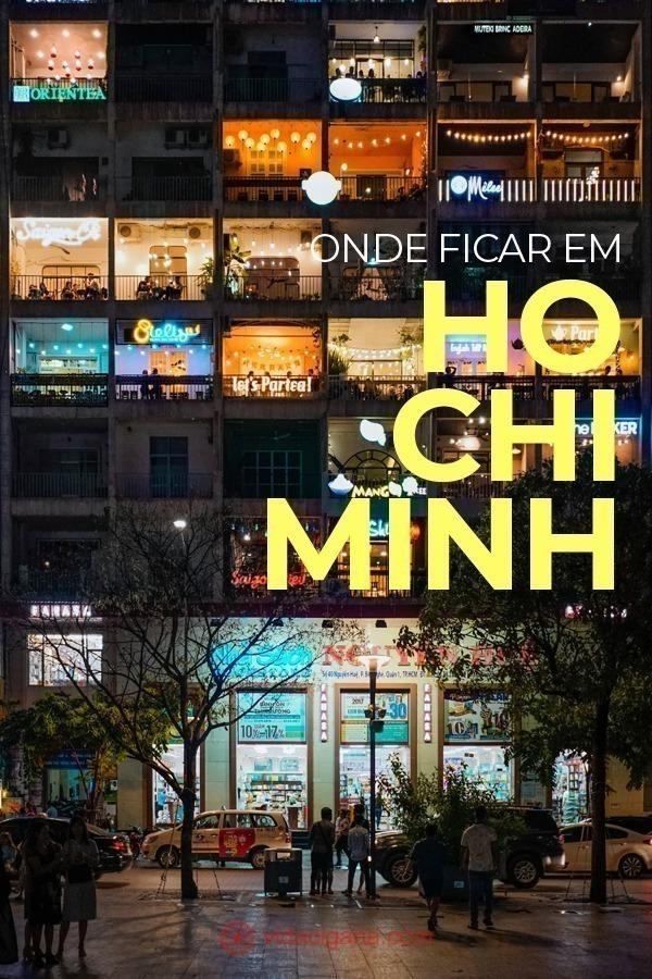 Apesar de ser a maior cidade do Vietnã, escolher onde ficar em Ho Chi Minh não é um processo complicado. A cidade é grande sim, mas a área hoteleira se concentra quase toda na região central (o chamado Distrito 1), que é o melhor bairro para ficar hospedado na cidade.