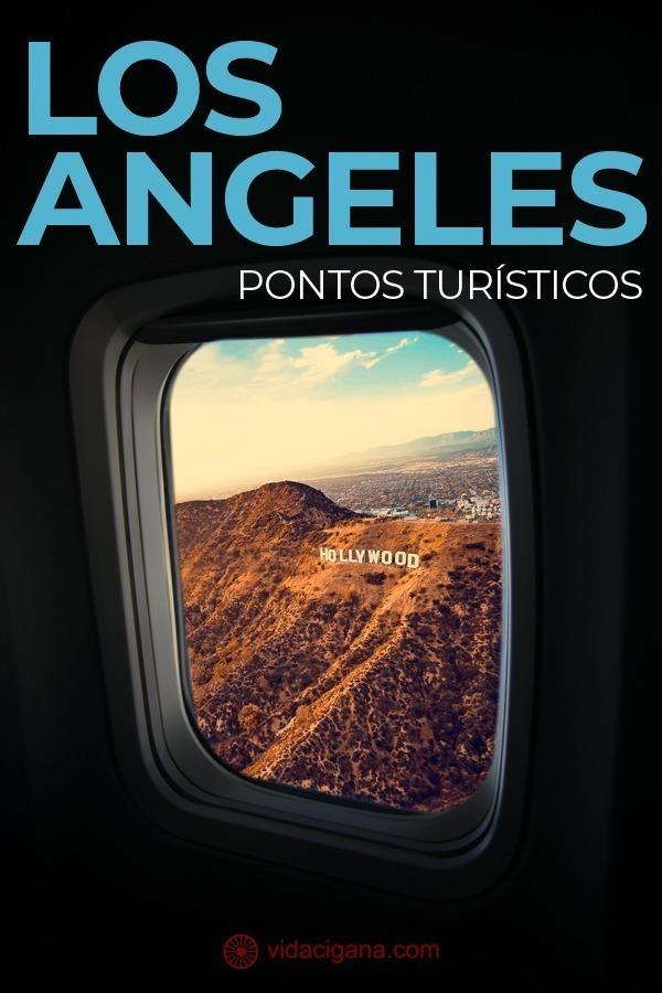 """Imensa e controversa, conhecida como """"Cidade Proibida"""", Los Angeles – ou LA – é a cidade dos famosos, tanto por seus filmes quanto por seus crimes. Curta os melhores pontos turísticos de Los Angeles para colocar em seu roteiro e conheça o melhor da cidade."""