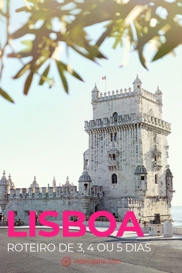 Pela proximidade histórica e lingüística, um roteiro em Lisboa é dos mais fáceis de ser criado entre as grandes cidades européias. Para ajudar neste processo, montamos abaixo um roteiro para viagens para Lisboa com 3, 4, 5 ou mais dias de duração. Assim, viajantes com diferentes prioridades e com passagens mais longas ou curtas pela cidade poderão aproveitá-la da melhor maneira possível.