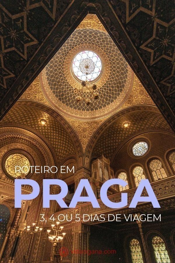 Damos todas as dicas separadas por dias de como montar seu roteiro por Praga, uma das cidades mais visitadas por brasileiros no Leste Europeu.