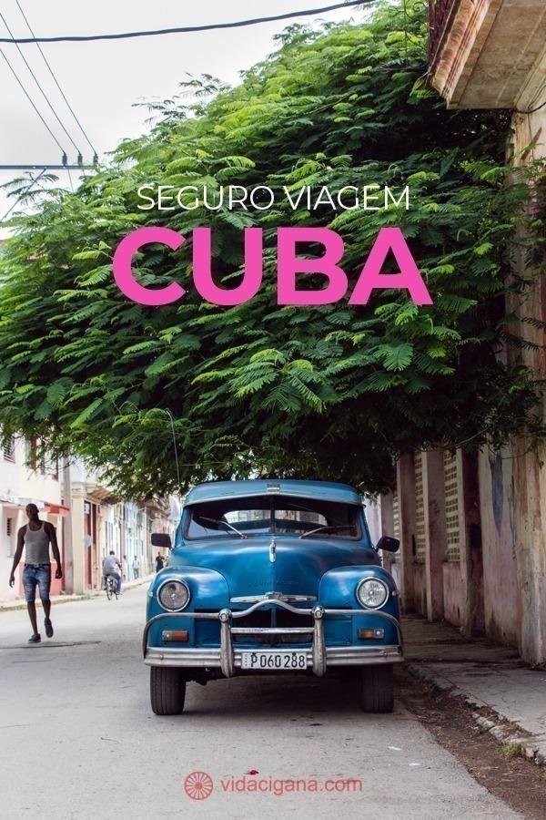 Ter um seguro viagem em Cuba é um dos itens obrigatórios, exigidos por lei pelo governo local, para que turistas de todas as nacionalidades tenham permissão para viajar pela ilha. O documento deve ser apresentado ao requerer um visto para o país e/ou ao desembarcar na ilha caribenha.