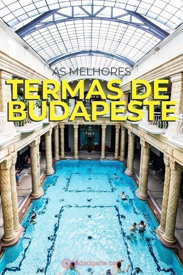 As termas de Budapeste são as atrações que tornam a capital da Hungria um destino singular na Europa. Budapeste foi construída em cima da maior bacia de águas termais do mundo e conta com mais de 30 termas diferentes espalhadas pela cidade.