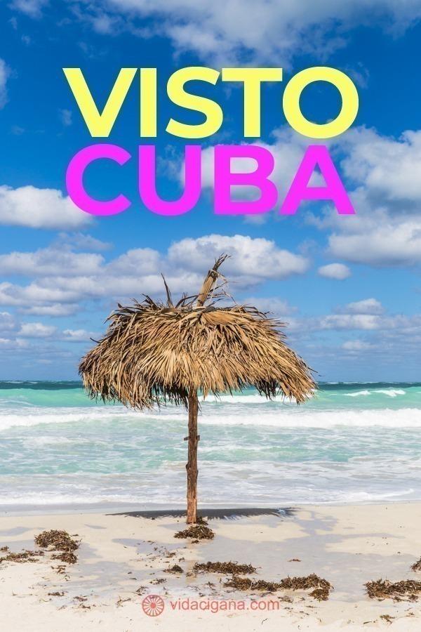 Tudo o que você precisa saber para tirar o visto para Cuba, que é obrigatório a todos que visitam o país.