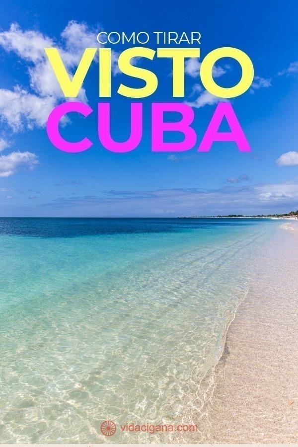 Todas as dicas, passo a passo, para conseguir o visto de Cuba, que é obrigatório a todos que pretendem visitar o país caribenho.