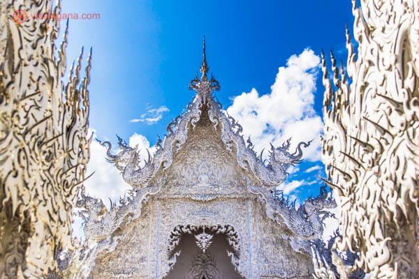 12 dicas para fazer uma viagem perfeita para a Tailândia: o templo branco de chiang rai