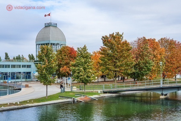 O que fazer em Montreal: a parte antiga da cidade chamada de Old Montreal