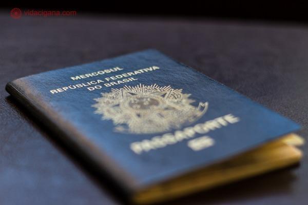 como abrir uma conta nos eua: passaporte brasileiro