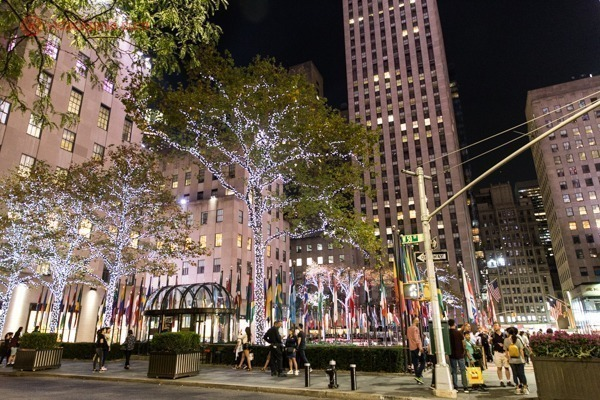 Onde ficar em Nova York: A Rockfeller Center