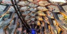 Onde ficar em Nova York: O interior do incrível The Vessel