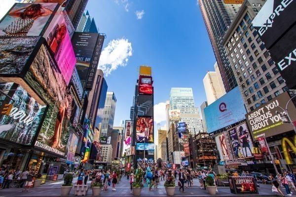 Onde ficar em Nova York: a Times Square