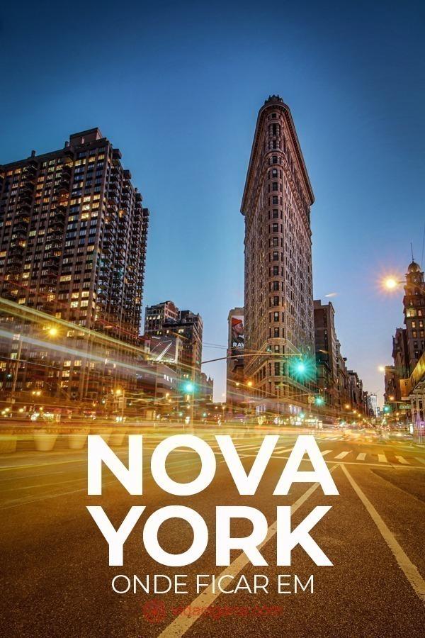 Onde ficar em Nova York: Aqui estão os melhores bairros, seja dentro ou fora de Manhattan. E dicas de hotéis em NY para que você consiga fazer uma escolha bacana, independente do seu perfil, se mais econômico ou se viaja sem restrições no orçamento.