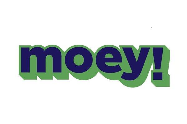 O logo do Moey!