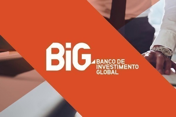 Logo do BIG: Banco de Investimento Global