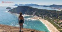 o que fazer em niteroi: vista do alto da pedra de itacoatiara