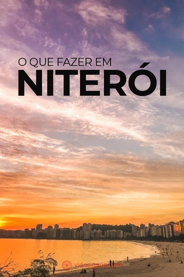 Muitos turistas que querem viajar para o Rio de Janeiro gostam de saber também o que fazer em Niterói, a cidade ao lado, a apenas 20 minutos de distância. Niterói é uma cidade incrível que todos os anos atrai milhares de turistas em razão de suas diversas atrações naturais, culturais e arquitetônicas.