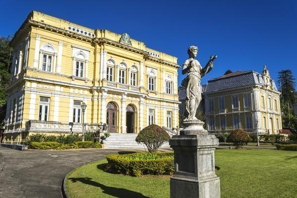 O que fazer em Petrópolis: O Palácio do Barão do Rio Negro