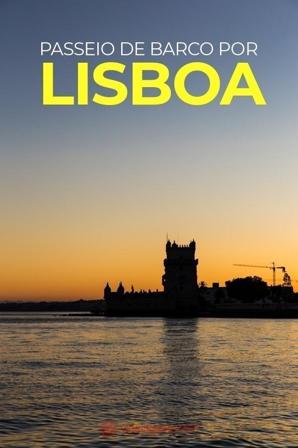 O passeio de barco por Lisboa é uma dessas atrações imperdíveis que poucos conhecem, mas estamos aqui para mudar isso e inserir essa cultura de olhar uma cidade por um ângulo diferente, já tão difundido na Europa. Uma das formas mais prazerosas de turistar.