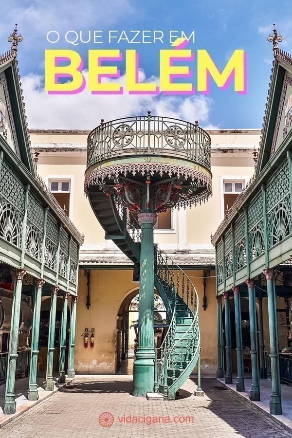 Tá difícil decidir o que fazer em Belém do Pará? Nossa lista dos 15 melhores passeios de Belém inclui os pontos turísticos mais interessantes e um destino bônus incrível pertinho da capital paraense.